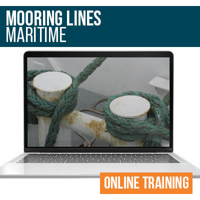 Mooring Lines Online Safety Training