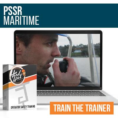 Maritime PSSR Train the Trainer