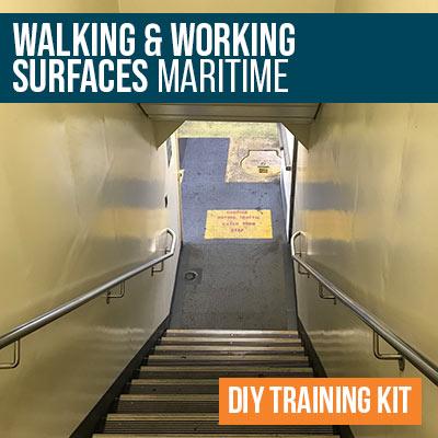 Maritime Walking and Working DIY Training Kit