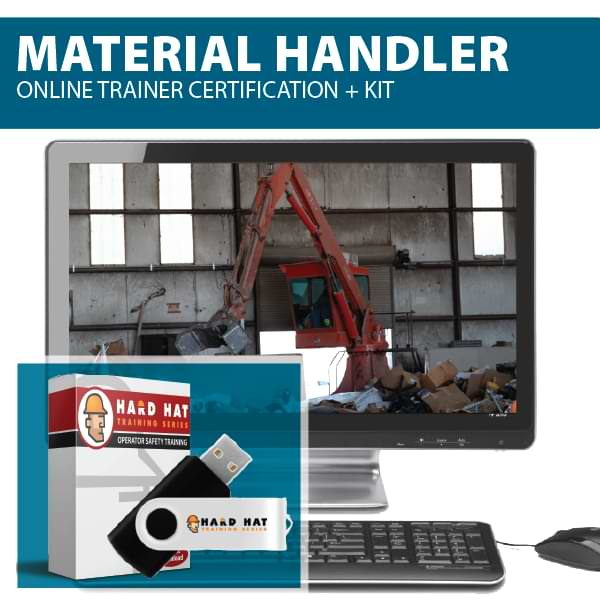 Scrap and Material Handler Online Train the Trainer