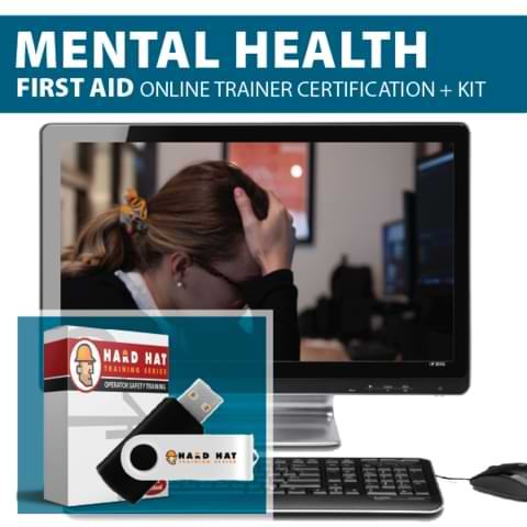 Mental Health First Aid Train the Trainer Certification