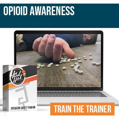 Opioid Awareness Train the Trainer