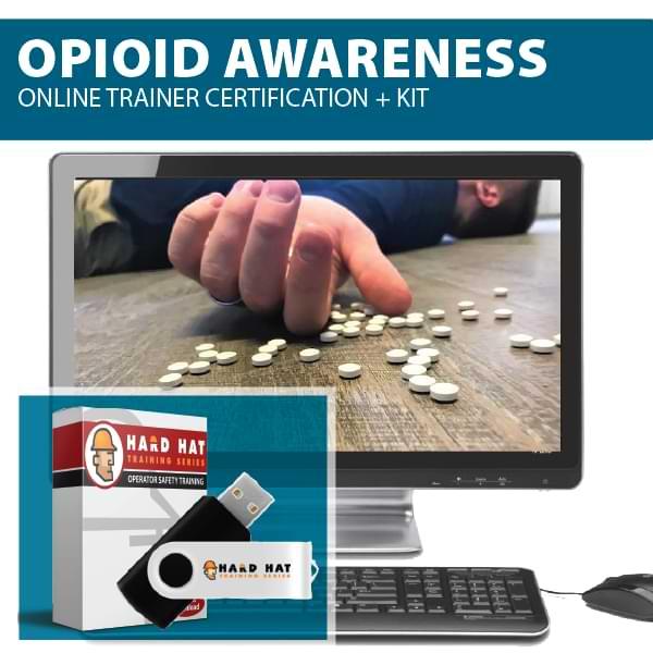 Opioid Awareness Train the Trainer Certification