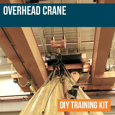 Overhead Crane DIY Training Kit