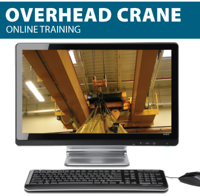 Overhead Crane online safety training