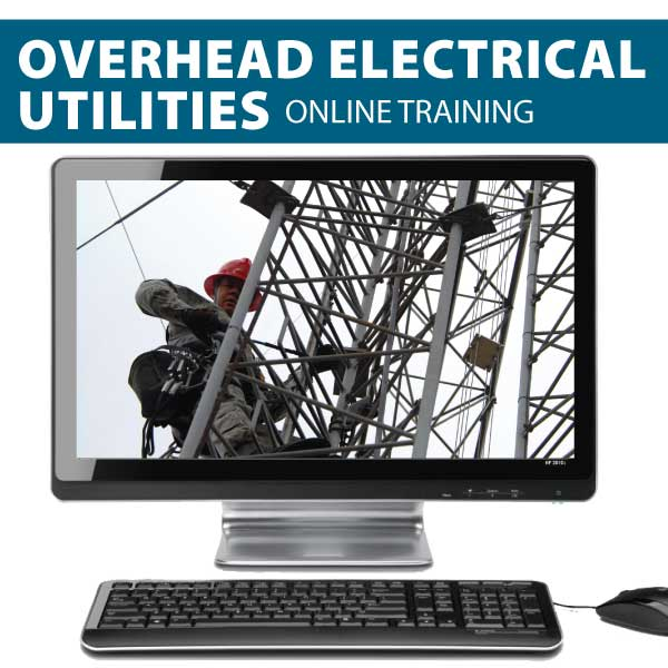Overhead electrical Utilities Online Training