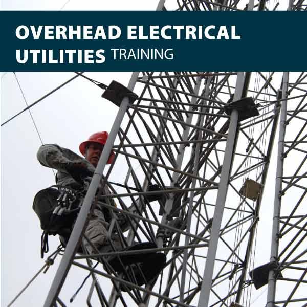 canada overhead electric utilties training certification
