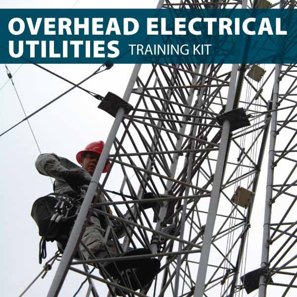 Overhead Electrical Utilities Training Kit PowerPoint