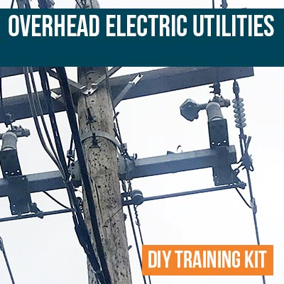 Overhead Electrical Utilities DIY Training Kit