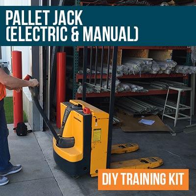 Pallet Jack DIY Training Kit