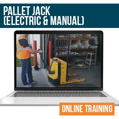 Pallet Jack Online Safety Training