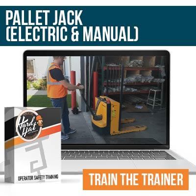 Pallet Jack Train the Trainer