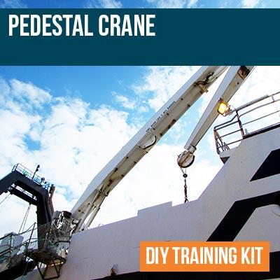 Pedestal Crane DIY Training Kit