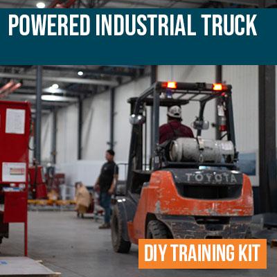 Powered Industrial Truck Training Kit