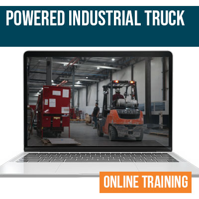 Powered Industrial Truck PIT Online Training