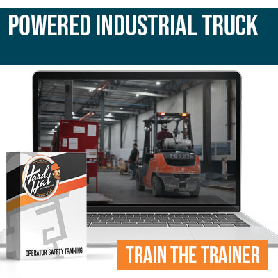 POwered INdustrail Truck Trainer Certification