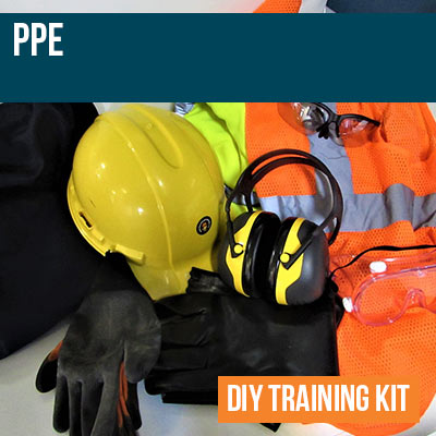 PPE DIY Training Kit