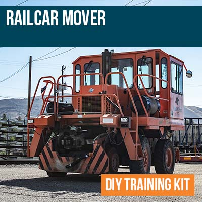 Railcar Mover Training Kit