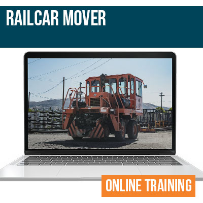 Railcar Mover Online Training