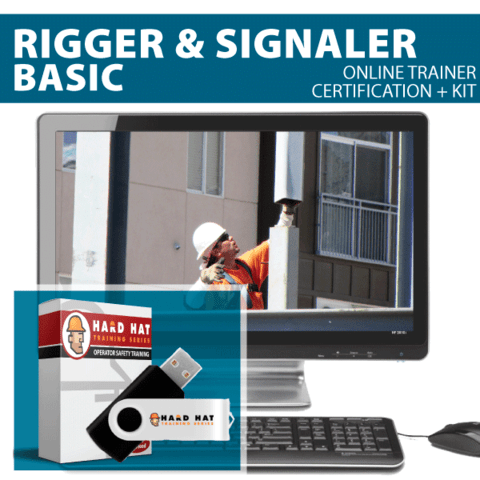 BASIC RIGGER AND SIGNALMAN TRAIN THE TRAINER