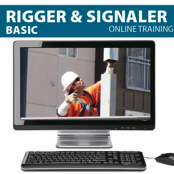 Online Basic Rigger and Signal Person Training