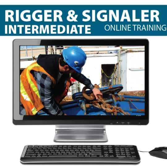 Rigger and SIgnlaparons Online Training Intermediate