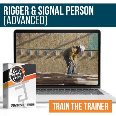 Rigger and Signal Person Advanced Train the Trainer