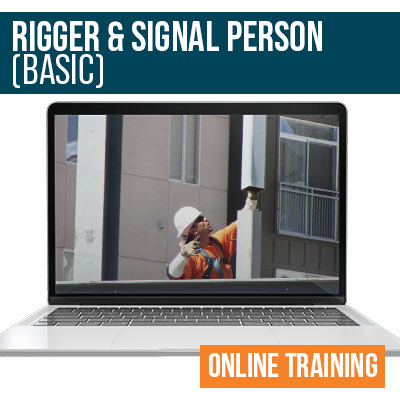 Rigger and Signalman Basic Online Safety Training