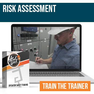 Risk Assessment Online Trainer Certification