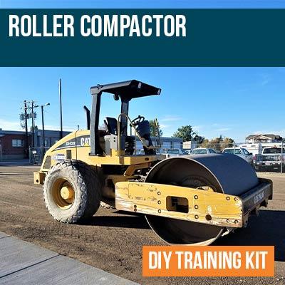 Roller Compactor DIY Training Kit