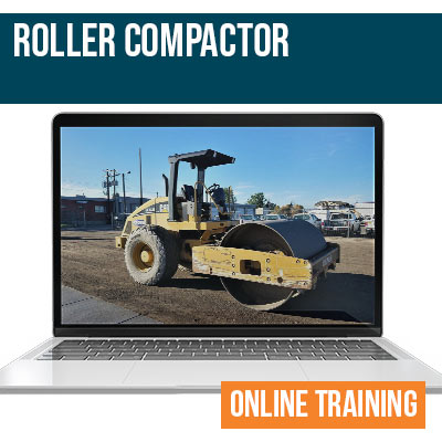 Roller Compactor Online Safety Training