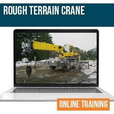 Rpugh Terrain Crane Online Safety Training