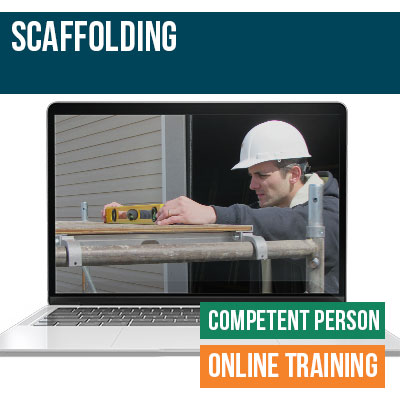 Scaffolding Competent Person online Safety Training