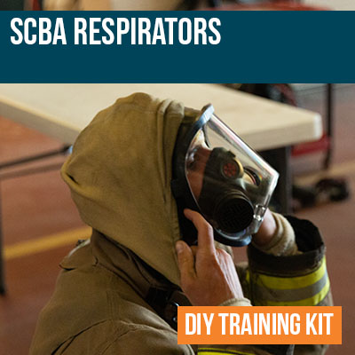 SCBA Respirator Training Kit