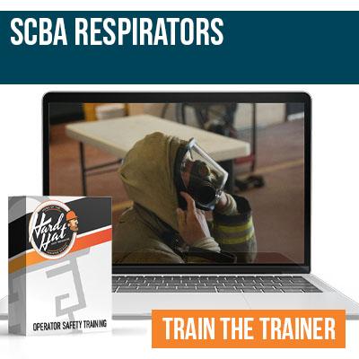 SCBA Respirator Trainer Certification