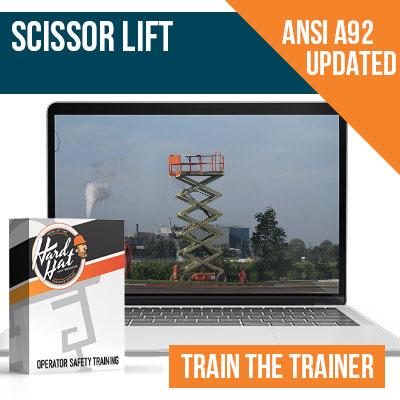 Scissor Lift Train the Trainer