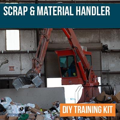 Scrap and Material Handler DIY Training Kit