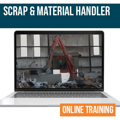 Scrap and Material Handler Online Safety Training