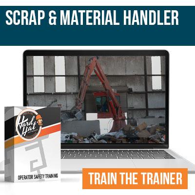 Scrap and Material Handler Train the Trainer