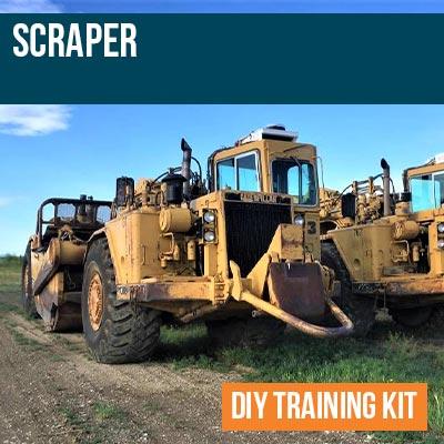 Scraper DIY Training Kit