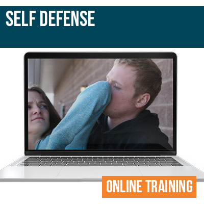 Self Defense Online Safety Training