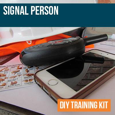 Signal Person DIY Training Kit