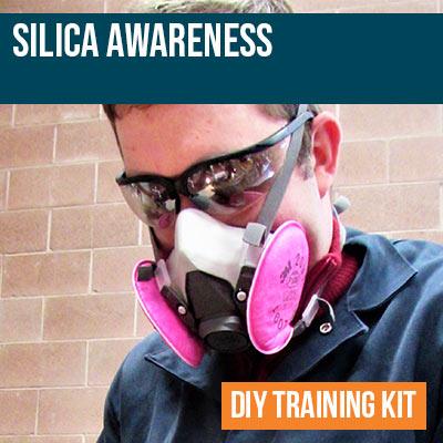 Silica Awareness DIY Training Kit