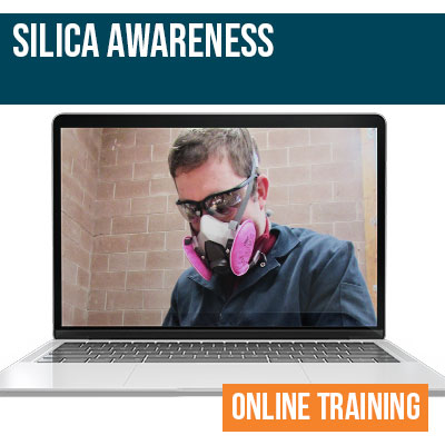 Silica Awareness Online Safety Training