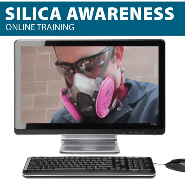 silica online safety training