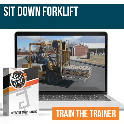 Sit Down Forklift Train the Trainer