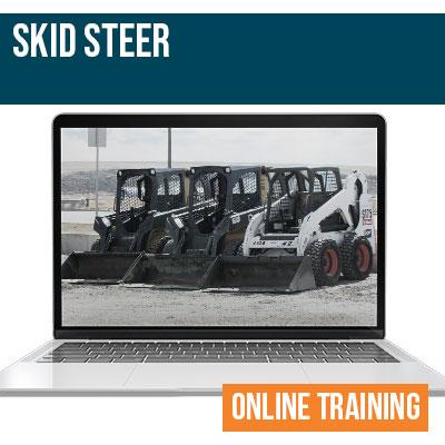 Skid Steer Online Safety Training