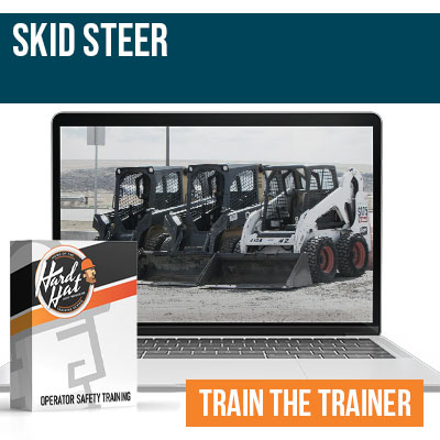 Skid Steer Train the Trainer