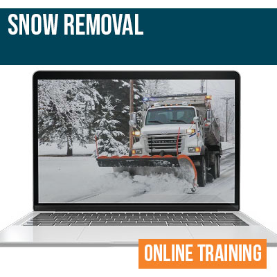 Snow Removal Online Training