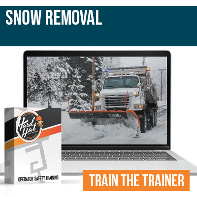 Snow Removal Train the Trainer